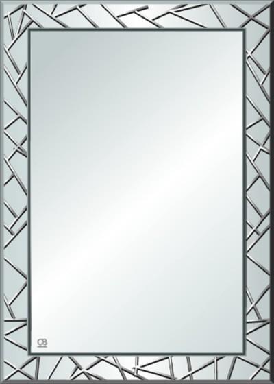 Gương soi phòng tắm Q104 do Hòa Bình Glass sản xuất và phân phối