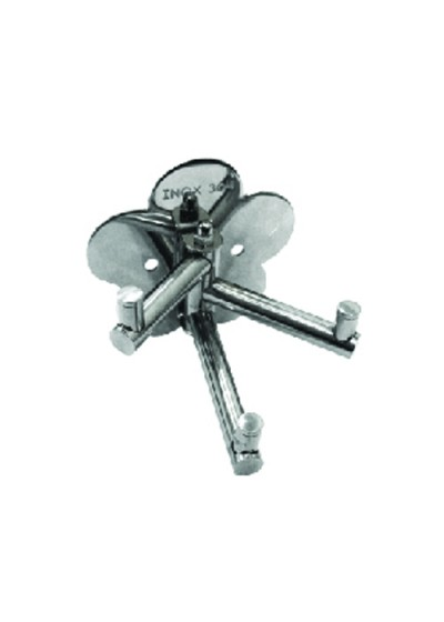 Phụ kiện phòng tắm HB8-553 do Hòa Bình Glass sản xuất và phân phối