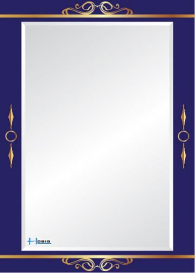Gương soi phòng tắm HBS-735 do Hòa Bình Glass sản xuất và phân phối