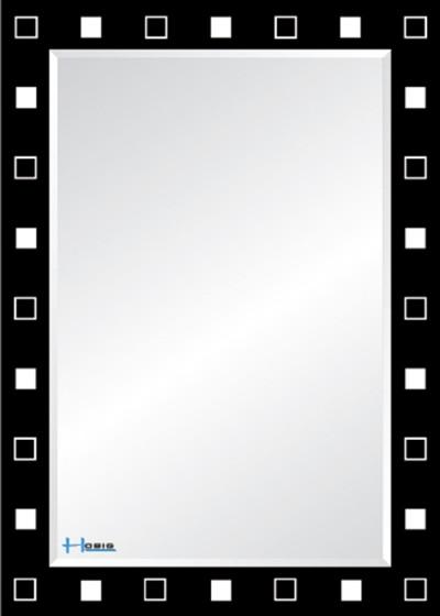 Gương soi phòng tắm HBS-738 do Hòa Bình Glass sản xuất và phân phối