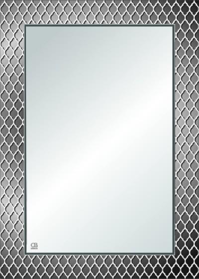 Gương soi phòng tắm Q102 do Hòa Bình Glass sản xuất và phân phối