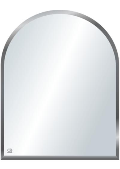 Gương soi phòng tắm Q602 do Hòa Bình Glass sản xuất và phân phối