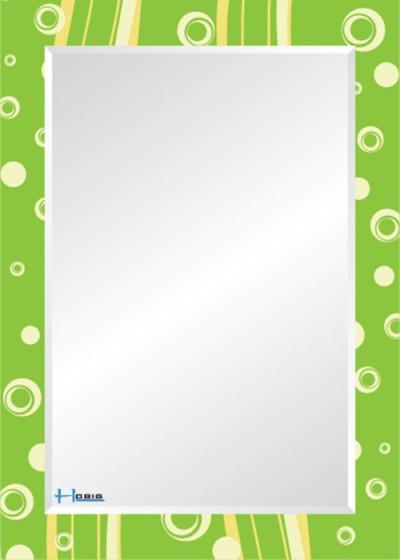 Gương soi phòng tắm HBS-775 do Hòa Bình Glass sản xuất và phân phối