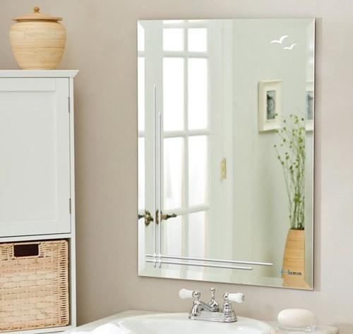 Gương hobig 4S sang trọng phù hợp với nhiều không gian nội thất.