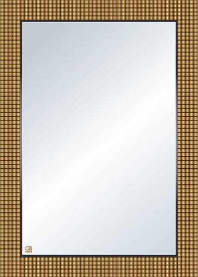 Gương soi phòng tắm Q123