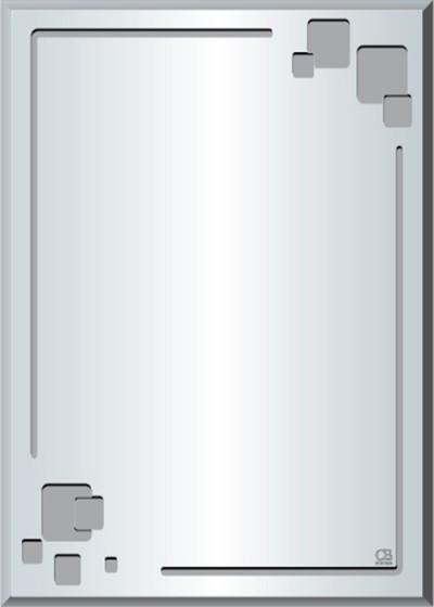 Gương soi phòng tắm Q521