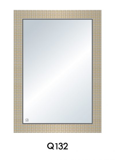 Gương soi phòng tắm Q132