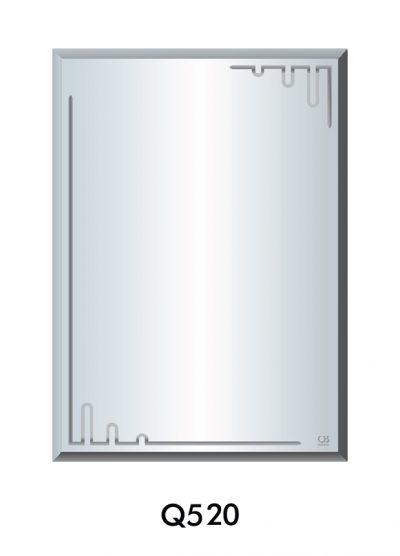 Gương soi phòng tắm Q520