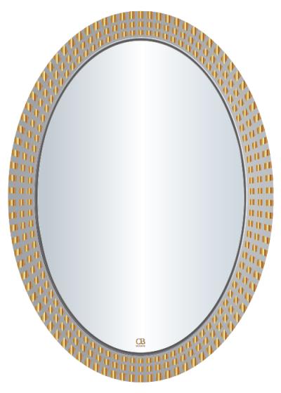 Gương soi phòng tắm Q114
